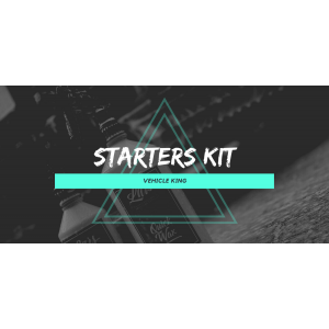 Vehicle King - Starters Kit