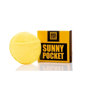 Work Stuff Sunny Pocket microfiber applicator