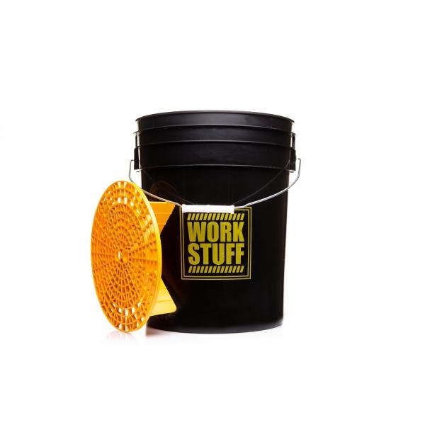 Work Stuff Bucket Rinse + GG