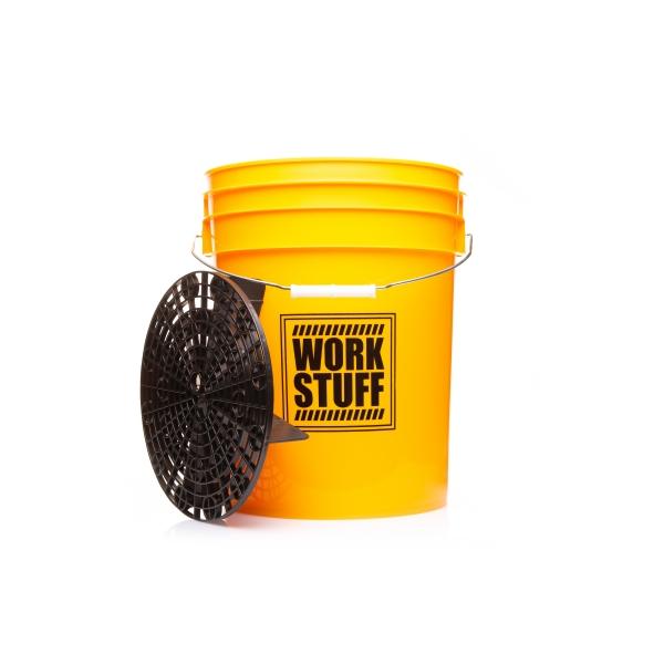 Work Stuff Bucket Wash + GG